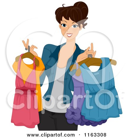 Royalty-Free (RF) Retail Therapy Clipart, Illustrations ...