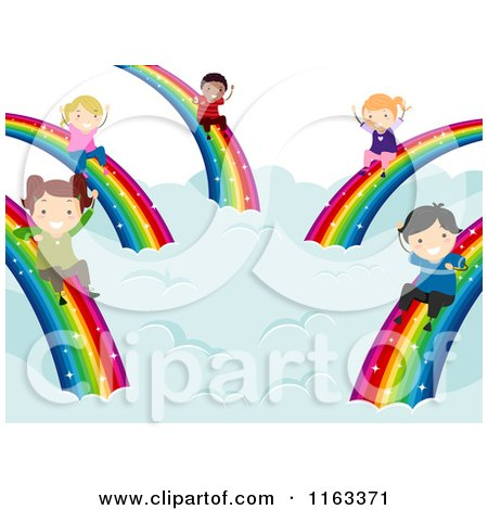 Royalty-Free (RF) Diverse Children Clipart, Illustrations, Vector ...