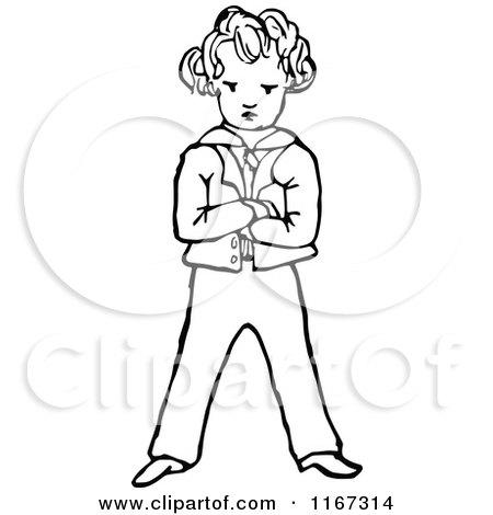 Stubborn Stock Vector Illustration And Royalty Free Stubborn Clipart