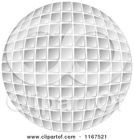 Clipart of a Computer Keyboard Button Globe - Royalty Free Vector Illustration by Andrei Marincas