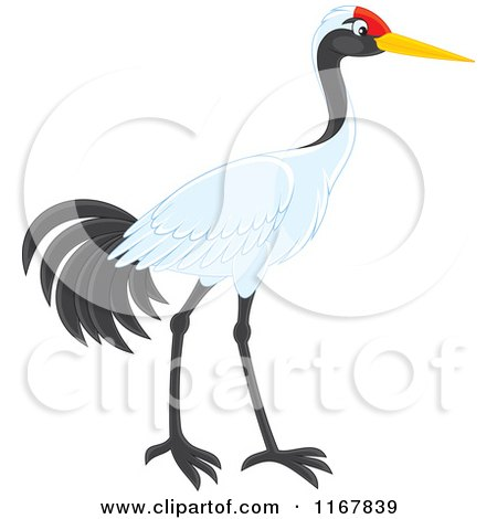 royaltyfree rf crane clipart illustrations vector