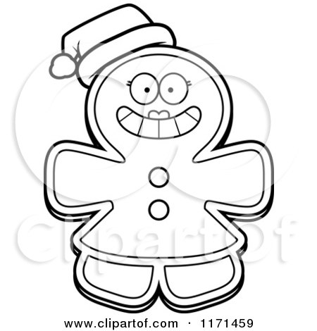 Gingerbread furthermore Person Clipart Outline in addition Cartoon Black And White Sad Depressed Chocolate Chip Cookie Character Pouting 1302683 additionally 2012 10 01 archive moreover 9. on scared gingerbread man