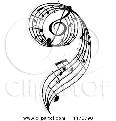 Music Notes Over Instruments In A Coffee Cup 1182028 on small digital piano