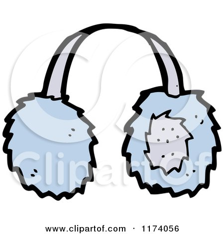 Royalty Free Rf Clipart Of Ear Muffs Illustrations