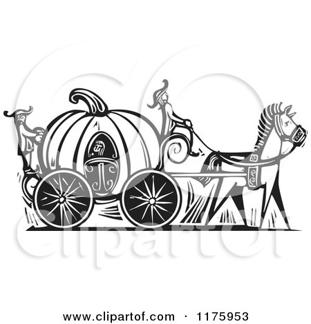 Royalty Free Rf Carriage Clipart Illustrations Vector