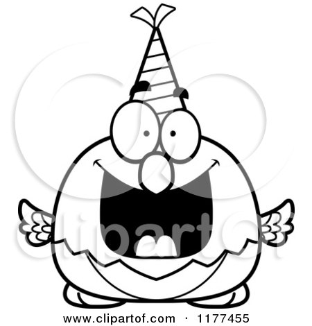 Black And White Surprised Birthday Cake Mascot 1177398 besides Outlined Layered Birthday Cake With Three Candles 1093688 furthermore Black and white beaver likewise Black And White Happy Birthday Parrot Wearing A Party Hat 1177455 furthermore Racing heart. on happy birthday in binary