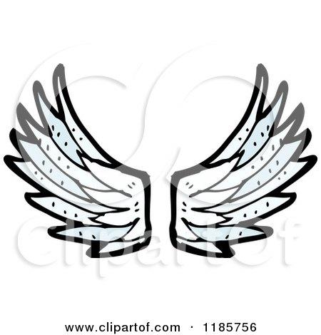 Cartoon Of Wings