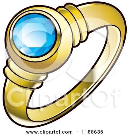 Vintage Five Golden Rings stock vectors  Clipartme