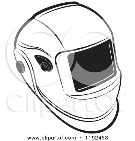 Royalty Free Rf Welding Helmet Clipart Illustrations