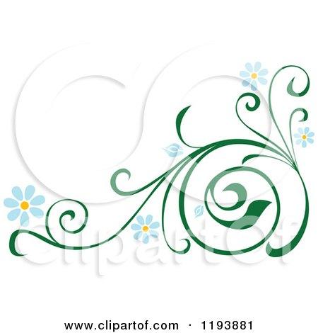 Preview Clipart Flower Vine Clipart