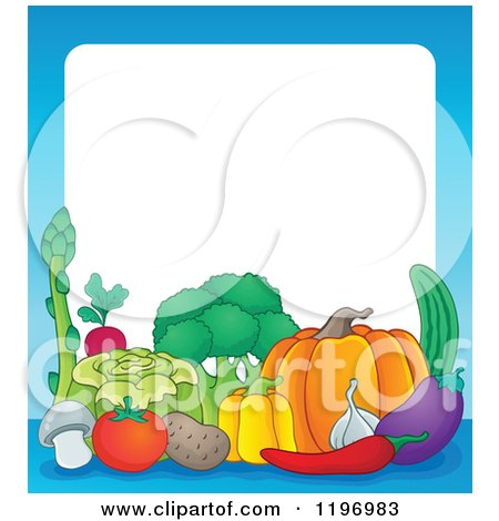 Mexican Food Border Clip Art Images & Pictures - Becuo
