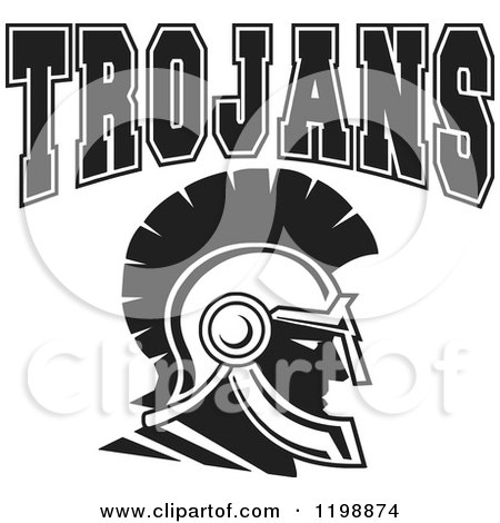 royalty-free (rf) clipart of trojans, illustrations, vector