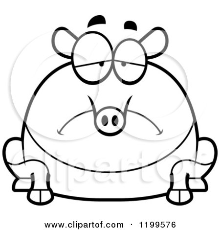 tapir coloring page - black and white tapir coloring coloring pages