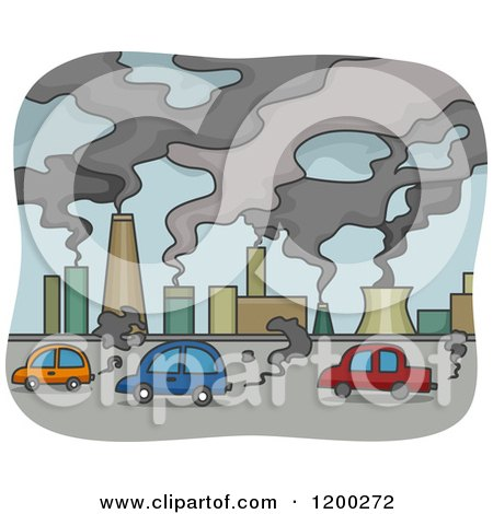 Similiar Cars Air Pollution Drawings Keywords