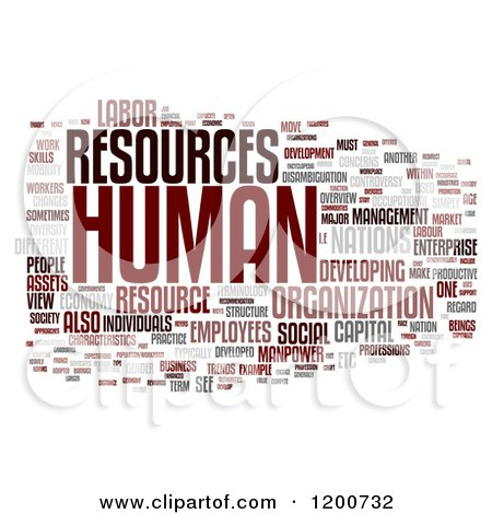 human resources word collage on white 3 posters  art free clipart of baby boy free clipart of babies first tooth
