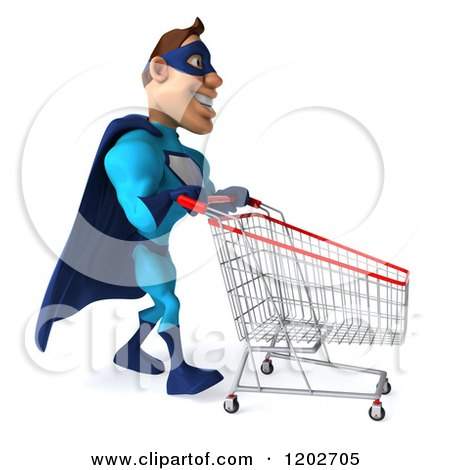 super cart hero 3