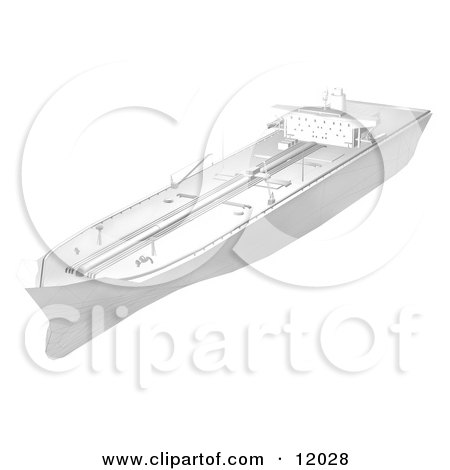 Royalty-Free (RF) Tanker Clipart, Illustrations, Vector Graphics #1