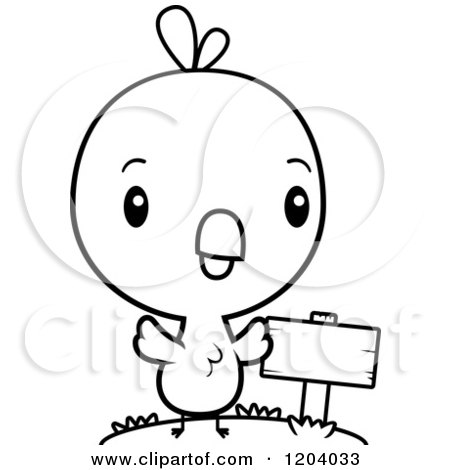 Royalty-Free (RF) Clipart of Baby Chicks, Illustrations ...
