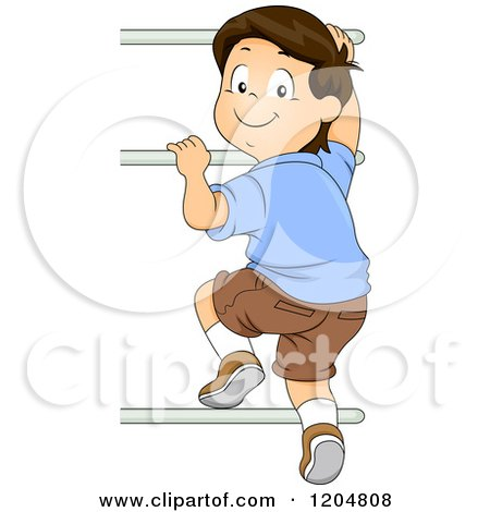 Child Walking Clipart Black And White