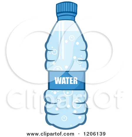 Royalty-Free (RF) Water Bottle Clipart, Illustrations, Vector ...