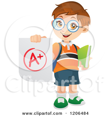 Royalty-Free (RF) Clipart of Good Grades, Illustrations ...