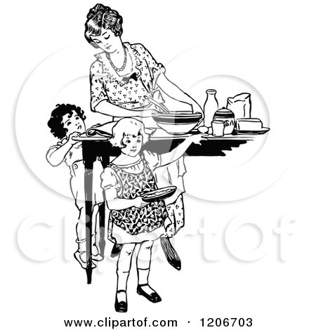 Royalty Free Children Illustrations by Prawny Vintage Page 1