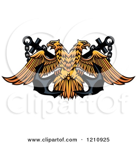 Royalty-Free (RF) Golden Eagle Clipart, Illustrations, Vector ...