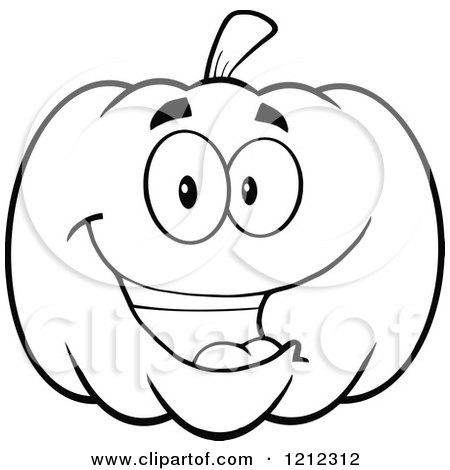 cartoon pumpkins coloring pages - photo#6