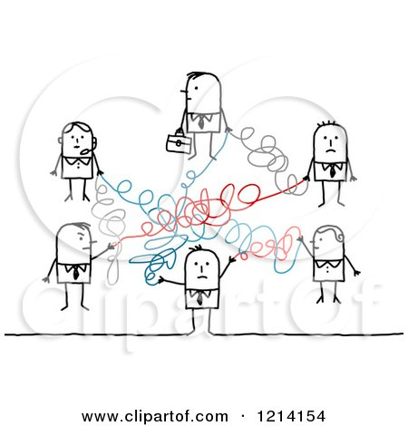 Royalty Free Rf Miscommunication Clipart Illustrations