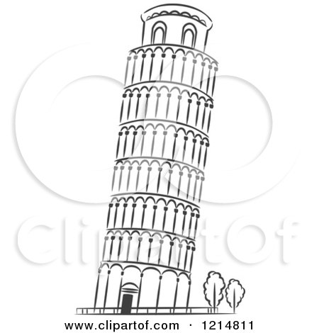 Royalty Free Rf Clipart Of Landmarks Illustrations
