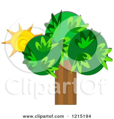 Clipart of a - Royalty Free Vector Illustration by bpearth