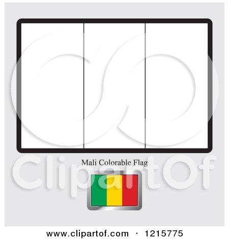 Royalty Free RF Mali Clipart Illustrations Vector