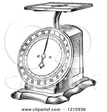 Vintage Clipart Of A Retro Antique Rotary Egg Beater In