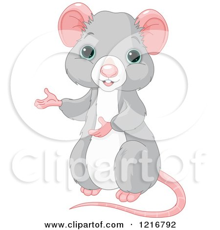 Royalty-Free (RF) Rat Clipart, Illustrations, Vector Graphics #1