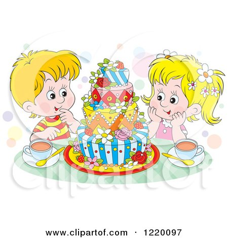 Its twins boy and girl baby Royalty Free Vector Image