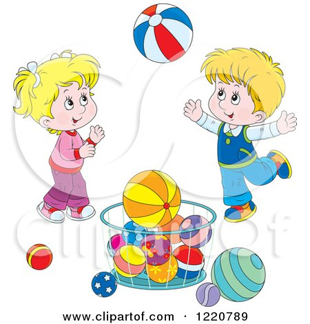 Royalty-Free (RF) Clipart of Twins, Illustrations, Vector Graphics #1