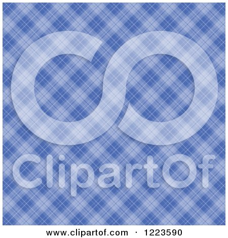 Plaid Background Clipart Blue Gingham Plaid Background