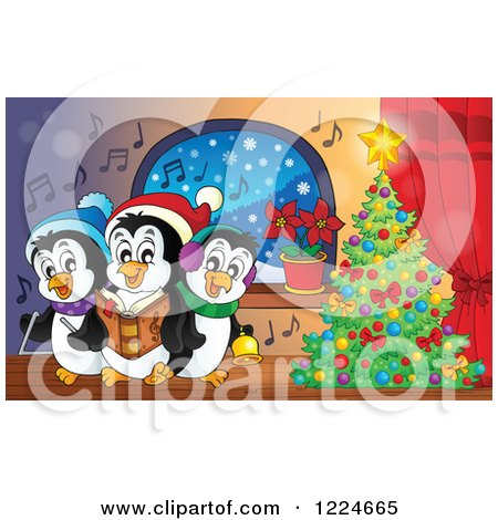 Royalty-Free (RF) Christmas Carol Clipart, Illustrations, Vector ...