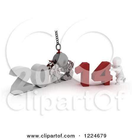 Royalty-Free (RF) Wrecking Ball Clipart & Illustrations #1