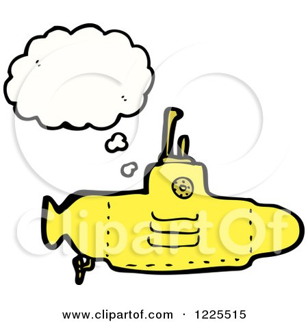 Royalty-Free (RF) Yellow Submarine Clipart, Illustrations ...