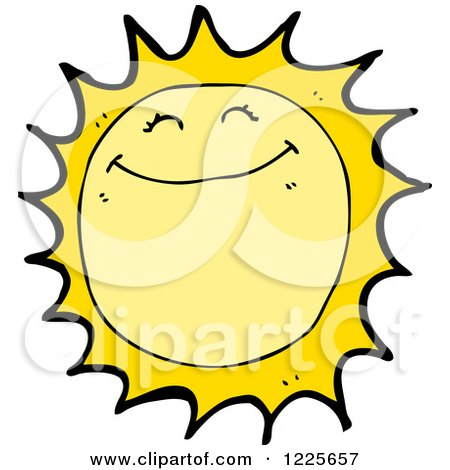 Smiling Sun Posters, Art Prints