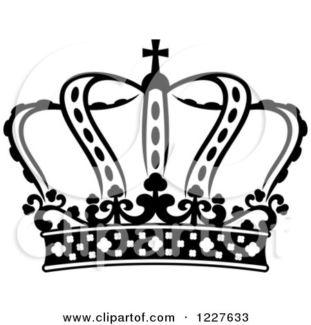 Royalty-Free (RF) Queen Crown Clipart, Illustrations, Vector ...