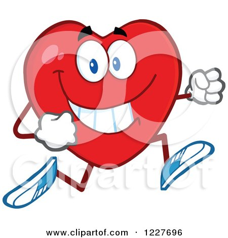 Royalty-Free (RF) Healthy Heart Clipart, Illustrations ...