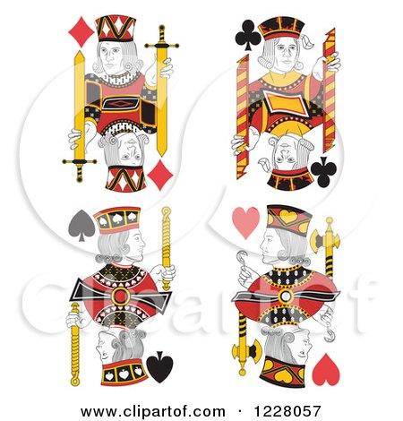 Royalty-Free (RF) Poker Clipart & Illustrations #2