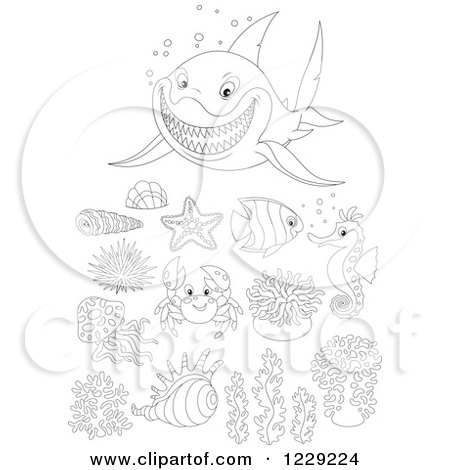 Cartoon Of An Underwater Ocean Background Of Reef Corals Anemones And Fish Royalty Free Vector Clipart likewise Dessin Corail together with F D Daf Ee Fe Cadf A Ocean Art Art Projects in addition Color Seastar Tn also Clipart Of A Chubby Orange Fish Royalty Free Vector Illustration. on coloring sheets of sea anemones