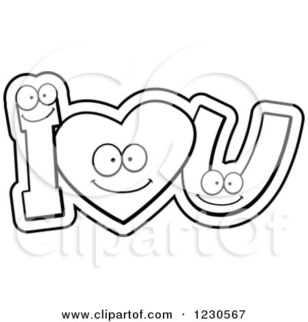 Royalty-Free (RF) I Love You Clipart, Illustrations, Vector ...