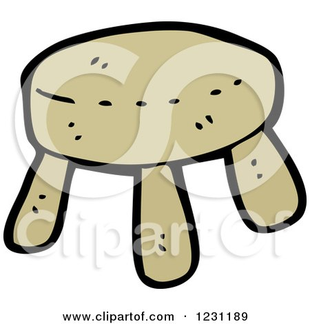 Royalty Free Rf Step Stool Clipart Illustrations
