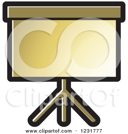 Royalty-Free (RF) Projector Screen Clipart, Illustrations, Vector ...