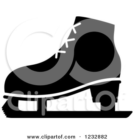 Royalty-Free (RF) Clipart of Ice Skates, Illustrations, Vector ...