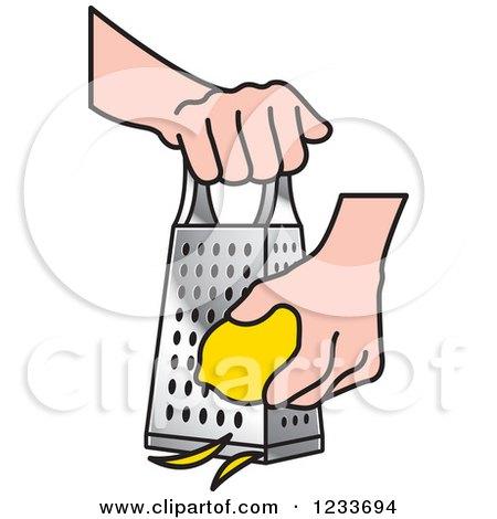 Royalty Free Rf Lemon Zest Clipart Illustrations